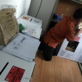 Pemungutan Suara Ulang di 3 TPS, KPU Kota Malang Mulai Distribusikan Logistik
