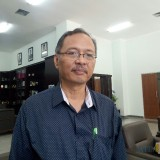 Rektor UIN Maulana Malik Ibrahim (Maliki) Malang Prof. Dr. Abdul Haris, M.Ag (Foto: Imarotul Izzah/MalangTIMES)