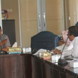 Suasana Hearing komis III DPRD Kota Probolinggo dengan OPD soal SKTM (Agus Salam/Jatim TIMES)