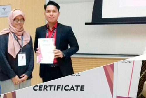 Aulia Akhrian Syahidi mahasiswa pencipta Aplikasi (AR)-Child. (istimewa)
