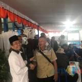 Ketua DPC Partai Demokrat Kabupaten Malang, Ir H Ghufron Marzuqi (kemeja putih) saat melakukan kunjungan kepada para saksi PPK, Kabupaten Malang (Foto : Istimewa)