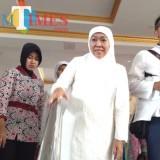 Gubernur Jatim Khofifah Indar Parawansa (dok MalangTIMES)