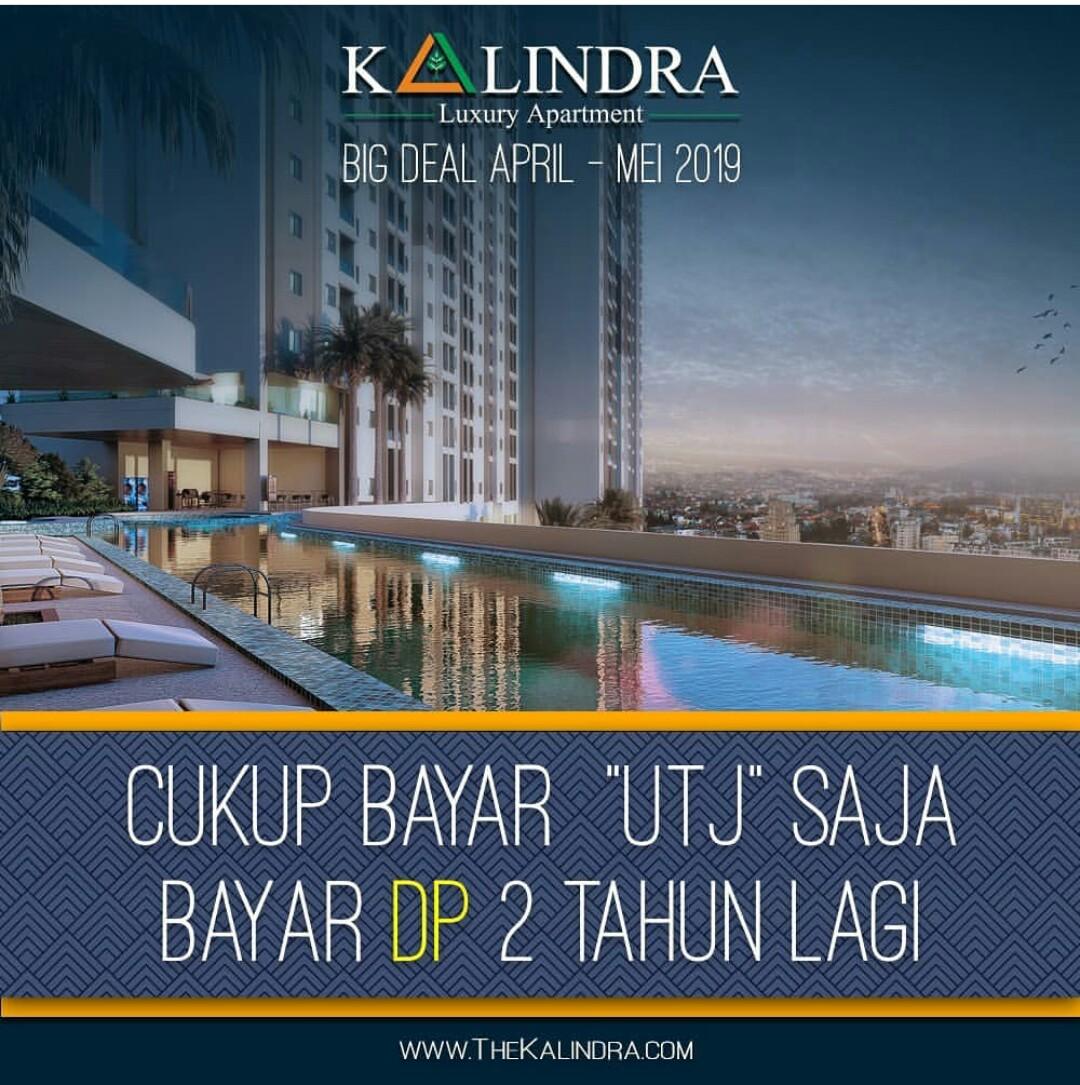 Hot promo The Kalindra Apartment. (Foto istimewa)