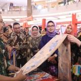Kampung Kreasi 2019 di Royal Plaza Surabaya, Kamis (25/4) malam.