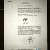 Surat yang terus beredar dan jadi perbincangan di media sosial. / Foto : Istimewa / Tulungagung TIMES