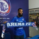 Tak Pikirkan Target Pribadi, Sylvano Comvalius Ingin Bawa Arema FC ke Liga Champions Asia