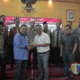 Kunjungan Komisi I DPRD Kab Pamekasan ke DPRD Kota Blitar