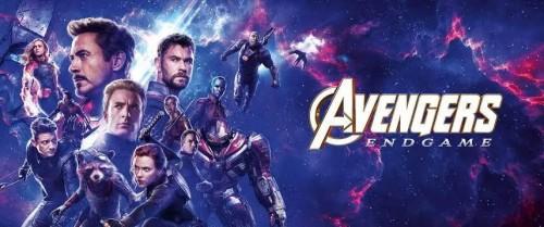 Poster film Avenger: End Game. (Foto: istimewa)