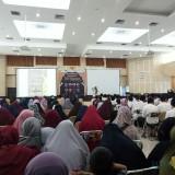Tarhib Ramadhan 'Kaum Milenial, Alquran itu Keren' Dibuka, Dibanjiri Ratusan Kaum Milenial