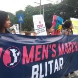 Aksi damai digelar Women