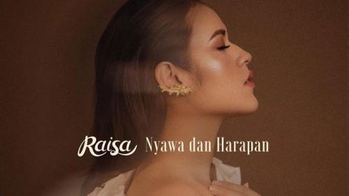 Cover video musikberjudul 'Nyawa dan Harapan'. (Foto: instagram @raisa6690)