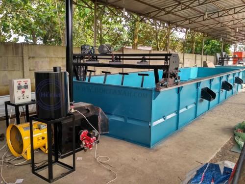 Ilustrasi mesin pengering padi (Ist) yang dijanjikan Pemkab Malang kepada petani di 33 kecamatan (Ist)