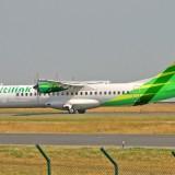 Pesawat ATR 72-600 milik maskapai Citilink seperti inilah yang akan mendarat di Jember menggantikan Garuda Indonesia. (foto : istimewa / Jatim TIMES)