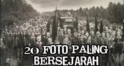 20 Foto Paling Bersejarah, foto perang Rusia dan Jerman adalah bagiannya (info lima)