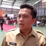 Kabag Humas Pemkab Tulungagung,  Sudarmaji terkejut saat dengar ada ASN Tulungagung yang diperiksa KPK(foto:  Joko Pramono/Jatimtimes)