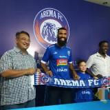 Gagal di Negara Lain, Arema FC Ingin Kembalikan Comvalius Jadi Goal Getter