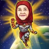 Avenger: End Game Ala Khofifah Jatim Cetar