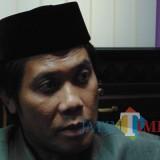 Ketua  DPRD Kab Blitar Suwito Saren Satoto.(Foto : Aunur Rofiq/BlitarTIMES)