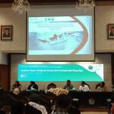 Sosialisasi Desain, Strategi, dan Rencana Aksi Pariwisata Halal Malang Raya di Ruang Sidiang Balai Kota Malang, Senin (29/4/2019) (Pipit Anggraeni/MalangTIMES).