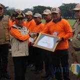 Kota Malang Juara II Kesiapsiagaan Penanggulangan Bencana Jatim