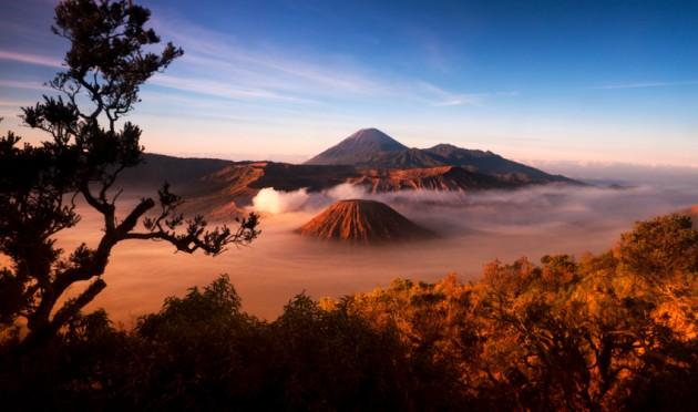 Gunung Bromo. (Foto istimewa)