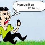 Mainan HP Sampai Ketiduran, saat Terbangun Perangkatnya Hilang