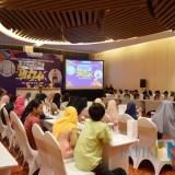 Suasana kegiatan pelatihan menulis kreatif yang diikuti GenBI Malang Raya. (Foto: Dokumen BI Malang)