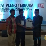 Rapat Pleno Rekapitulasi Pilpres digelar KPU Kota Blitar