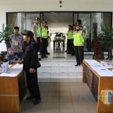 Amankan Proses Rekapitulasi Pemilu di Gedung DPRD Kabupaten Malang, TNI-Polri Kerahkan 328 Personel