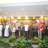 Dipimpin Wali Kota, Forkopimda Kota Malang Deklarasi Damai Pasca Pemilu 2019