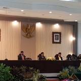Rapat paripurna DPRD Kota Pasuruan.