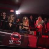 Suasana bioskop 5 dimensi di Amsterdam, Belanda. (Foto: istimewa)