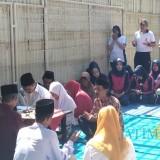 Pramono dan Wahyu Dwi Nuryani menikah di tahanan Mapolres Blitar Kota.