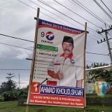 Almarhum Ahmad Kholid yang meninggal dua bulan sebelum Coblosan / Foto : Anang Basso / Tulungagung TIMES