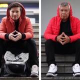 Kakek Ini Jadi Viral Gara-Gara Tirukan Gaya Artis Sambil Kenakan Barang Branded