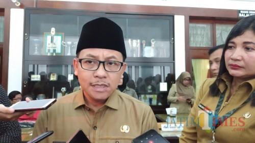 Wali Kota Malang Sutiaji (Pipit Anggraeni/MalangTIMES).