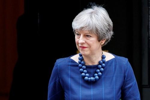 Perdana Menteri Inggris Theresa May. (Foto: istimewa)