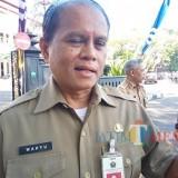Kepala Disdag Kota Malang Wahyu Setianto. (Anggara Sudiongko/MalangTIMES)