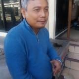 Doni Istyanto Hari Mahdi usai memberikan keterangan ke pihak Bawaslu Surabaya