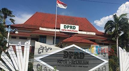 Gedung DPRD Kota Pasuruan.