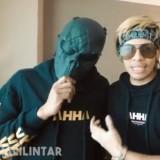 Atta Halilintar bersama Admin Lambe Turah. (Foto: YouTube Atta Halilintar)