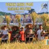 Danrem 081/DSJ pimpin panen raya padi di Blitar bersama Forkopimda