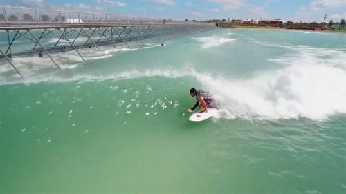 Nland Surf Park. (Foto istimewa)