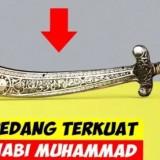 15 Pedang Tertajam dan Berbahaya dalam Sejarah,  Salah Satunya Pedang Warisan Rasulullah