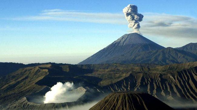 Gunung Semeru (AFP PHOTO)