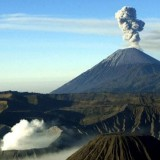 Gunung Semeru (AFP PHOTO)
