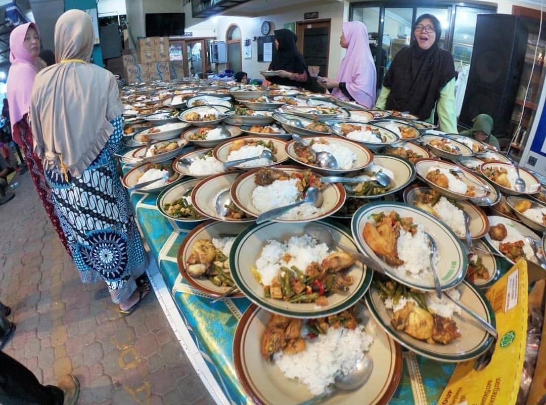Masjid Jogokariyan Tidak Hanya Berlimpah Makanan Dan Atm Beras