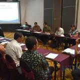 Acara pembahasan kajian pencegahan korupsi yang digelar Pemkab Jember bersama dengan tim dari Pukat Korupsi FH UGM (foto: istimewa / JatimTIMES)