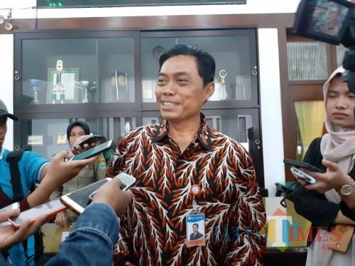 Kepala Perwakilan Bank Indonesia Malang Azka Subhan Aminurridho. (Arifina Cahyanti Firdausi/MalangTIMES)