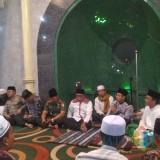 Safari Ramadan di Masjid Roisiyah Jodipan, Sutiaji Ajak Jamaah Bersifat Qanaah